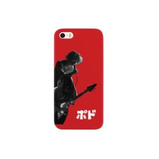 ポド(iPhone SE/5s/5用) Smartphone cases