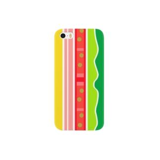 ハムサンド Smartphone cases