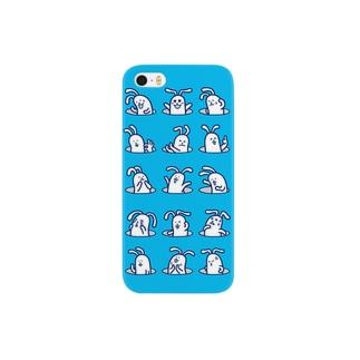 うさみよしお「十二面相+3」 Smartphone cases