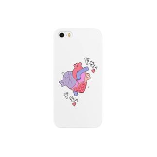 ドキッドキッ好きっ! Smartphone cases