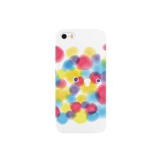 ぶちぴよ Smartphone cases