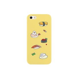 のりのりお寿司 Smartphone cases