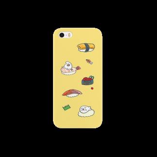 のりのりお寿司 スマートフォンケース