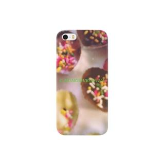 ハートチョコ2 Smartphone cases