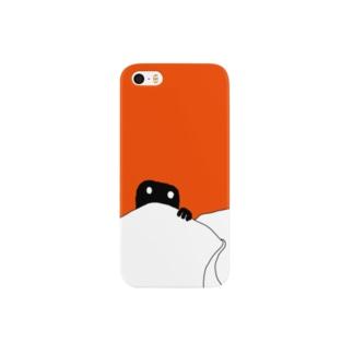YANOYA OUTDOORのダイダラボッチ Smartphone cases