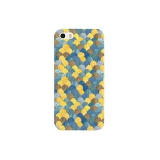 ウロコ Smartphone cases