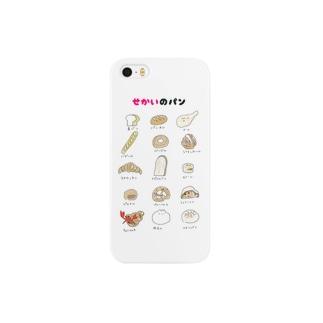 せかいのパン Smartphone cases