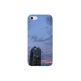 夜景スマホケース Smartphone cases