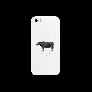 ツチダのおうし Smartphone cases