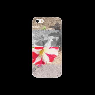 samenekoの朝顔2 Smartphone cases