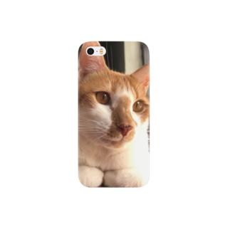GAGAちゃん柄スマホケース(iPhone 5/5s/SE) Smartphone cases