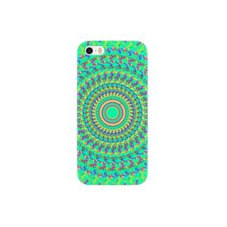 民族柄ちっくなスマホケース(iPhone 5/5s/SE) Smartphone cases
