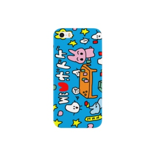 WE LOVEボドゲ Smartphone cases