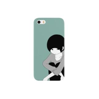 男の子(お揃い可)  Smartphone cases