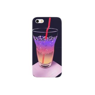 ノンアルコールの夜 Smartphone cases