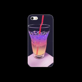 ずみのノンアルコールの夜 Smartphone cases