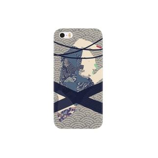 明石国行イメージ Smartphone cases