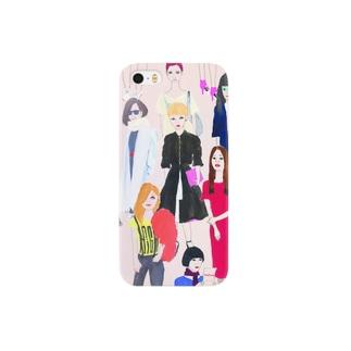 TOKYO girls Smartphone cases