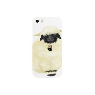 ヴァレー・ブラックノーズシープ Smartphone cases