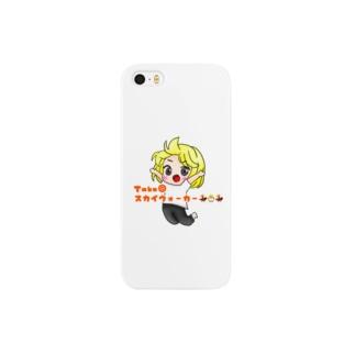 きんすかちゃん Smartphone cases