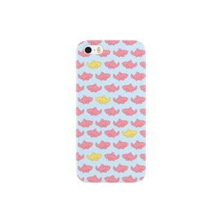 サメちゃん Smartphone cases