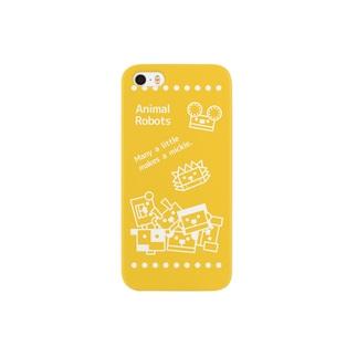 アニロボ(ちりつも) Smartphone cases