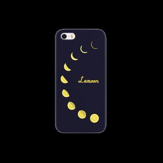 ウグイスのLemoon Smartphone cases