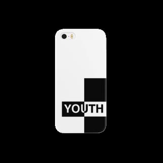 YO のYOUTHスマートフォンケース