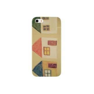 △ おうち △ Smartphone cases