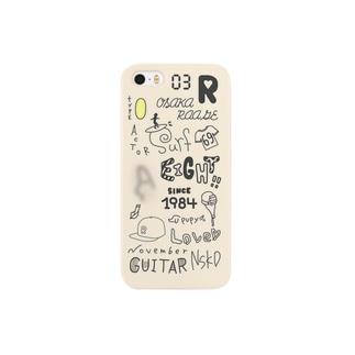 type:R Smartphone cases