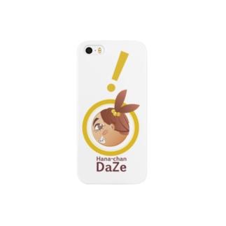 「ハナちゃんだぜ!。」 Smartphone cases