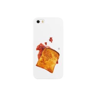 失敗パン Smartphone cases
