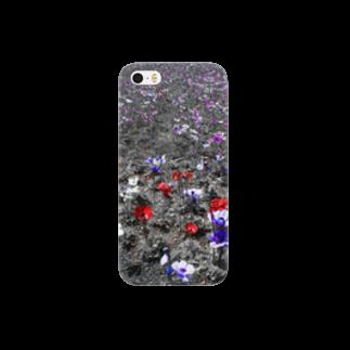 KI のAnemone Smartphone cases