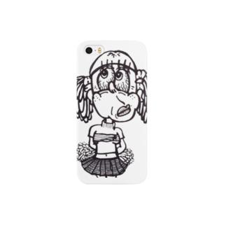 チアガール Smartphone cases