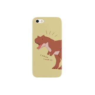 カルノタウルス  Smartphone cases