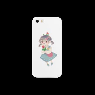 雨田さのの🌷 Smartphone cases