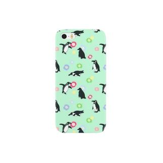 ペンギンズ Smartphone cases