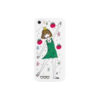 みどりちゃん Smartphone cases