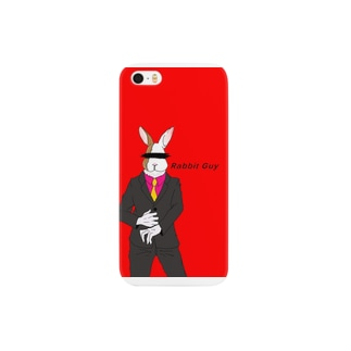 Rabbit Guy Smartphone cases