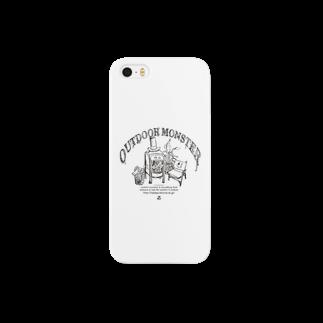 kabawoのLOCK×kabawo デザイン Smartphone cases