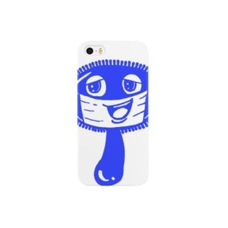 ウミキノコ君 Smartphone cases