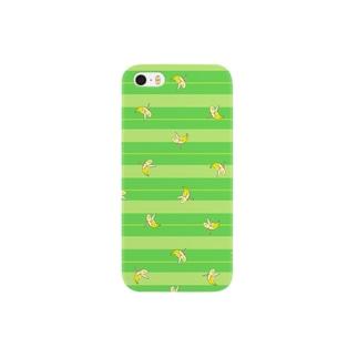 バナナ Smartphone cases