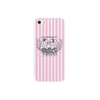 He joy.FLAMINGO/Pink Smartphone cases