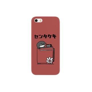 レトロセンタクキ Smartphone cases