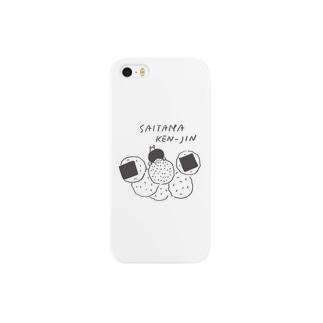 埼玉県人 Smartphone cases