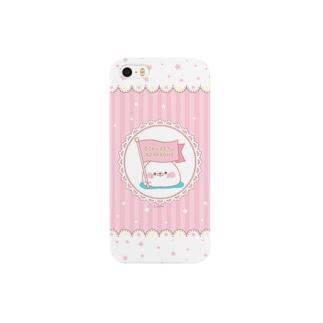 毒舌あざらし☆スマホケース(iphone5) Smartphone cases