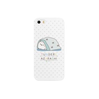 ツンデレあざらし☆スマホケース(iphone5) Smartphone cases