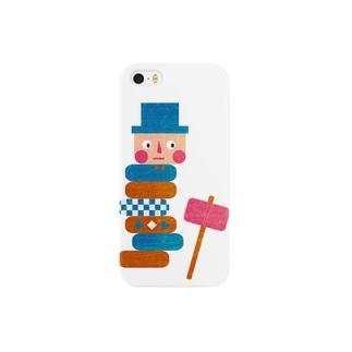 だるまの憂鬱 Smartphone cases