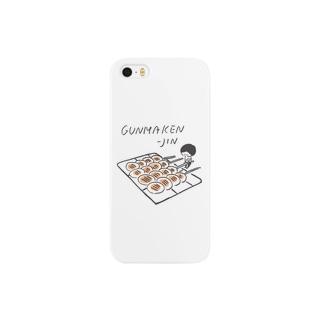 群馬県人 Smartphone cases