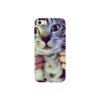 きょとん!iPhoneケース Smartphone cases
